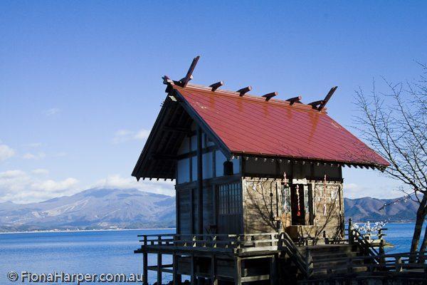Lake Tazawa, Tohoku region Japan