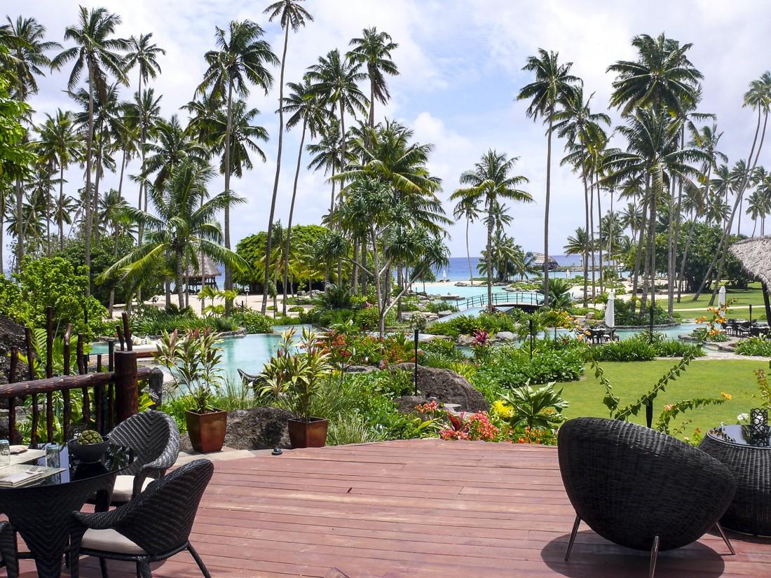 Fiji's Laucala Island