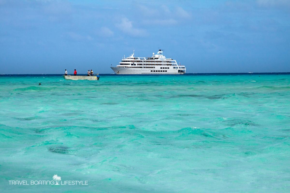 Capt Cook Cruises Lau Islands | Travel Boating Lifestyle
