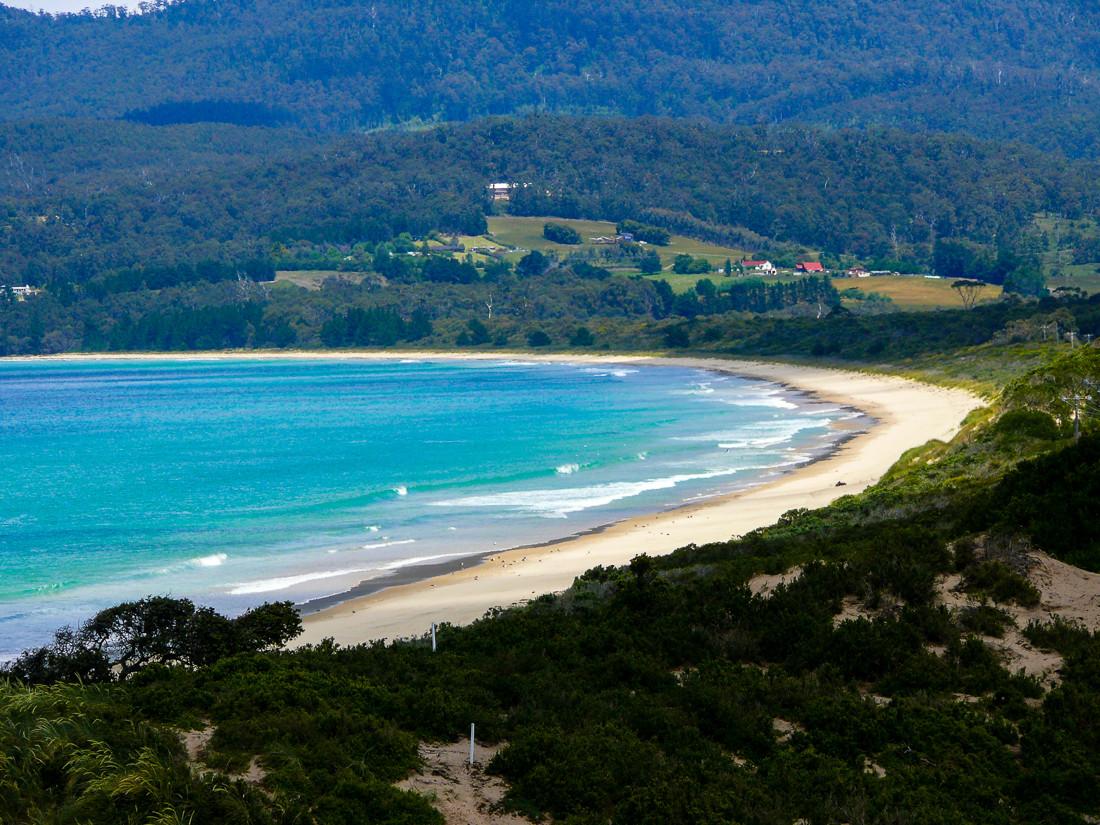 Boating Bruny Island Tasmania