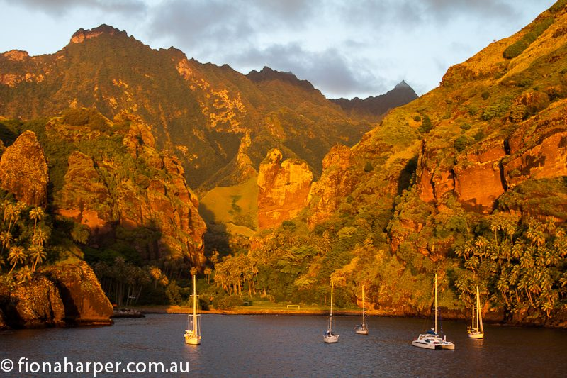 Cruising Tahiti on passenger-carrying cargo ship Aranui 3 Photo by Fiona Harper travel writer