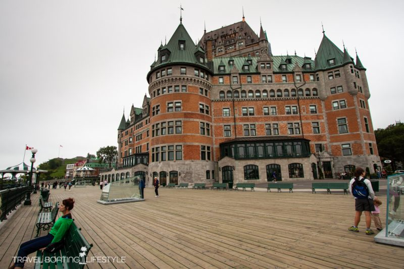 Quebec City Canada | Travel Boating Lifestyle