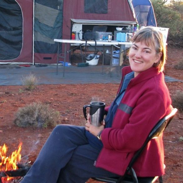 Circumnavigating Australia on the Big Lap