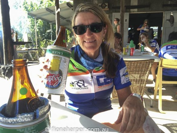Riding the Savannah Way on Cairns to Karumba Bike Ride