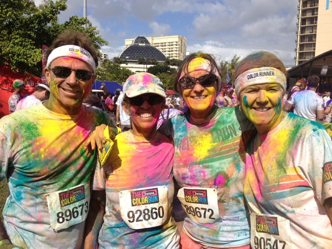 Fiona Harper color run (1)