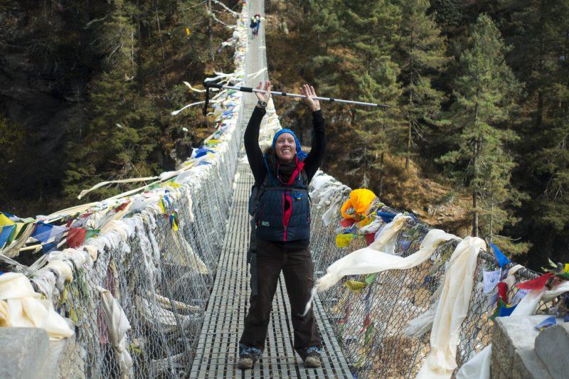 Everest Base Camp, Nepal | Fiona Harper travel writer | Travel Boating Lifestyle