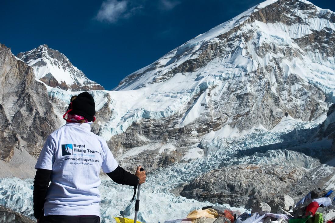 Mt Everest Base Camp, Nepal | Fiona Harper travel writer | Travel Boating Lifestyle