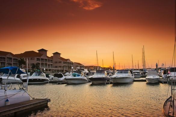 Hope Harbour Marina, Gold Coast QLD