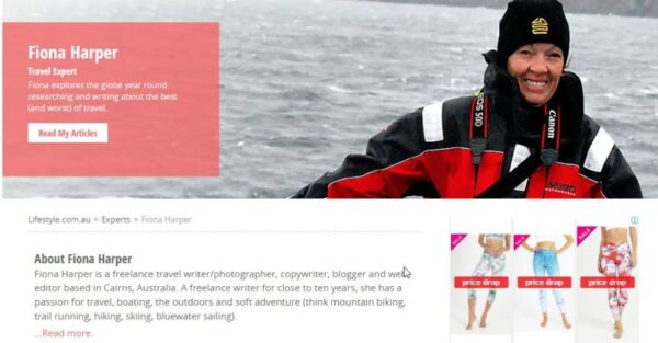 Press - Travel Boating Lifestyle in the media | Travel