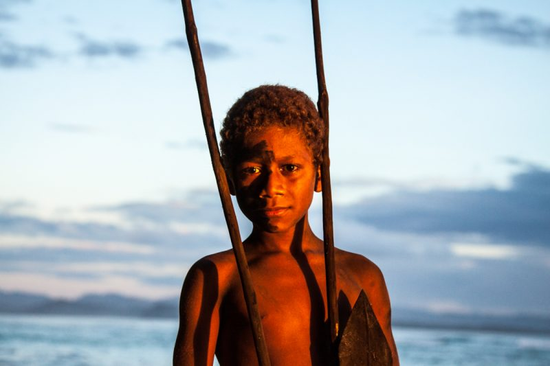 Wogasia Spear Festival, Santa Catalina Island, Solomon Islands