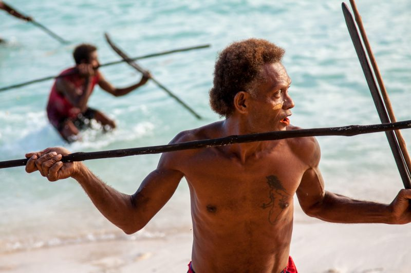 Wogasia Spear Festival, Santa Catalina Islands, Solomon Islands