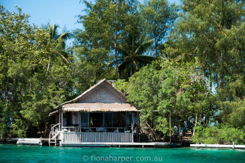 Oravea Cottages, Solomon Islands