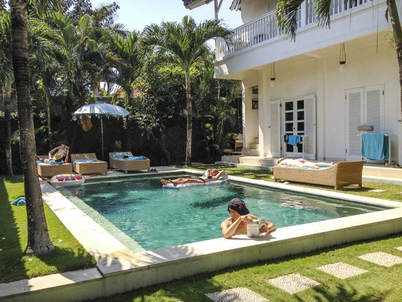 Surf Goddess Retreat Bali, Image by Fiona Harper travel writer