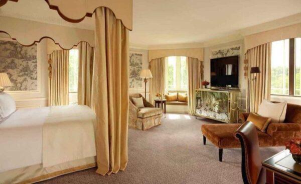 Dorchester Hotel London   Travel Boating Lifestyle
