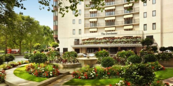 The Dorchester Hotel London   Travel Boating Lifestyle