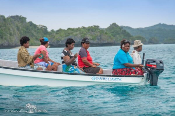 Vanua Balavu, Fiji | Travel Boating Lifestyle | Fiona Harper travel writer