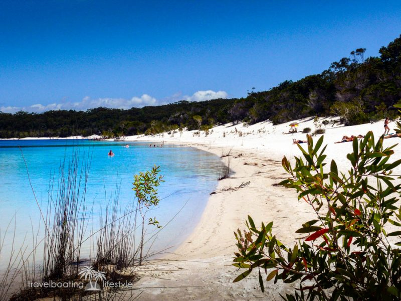 Fraser Island | Queensland | Travel Boating Lifestyle | Queensland's best beaches