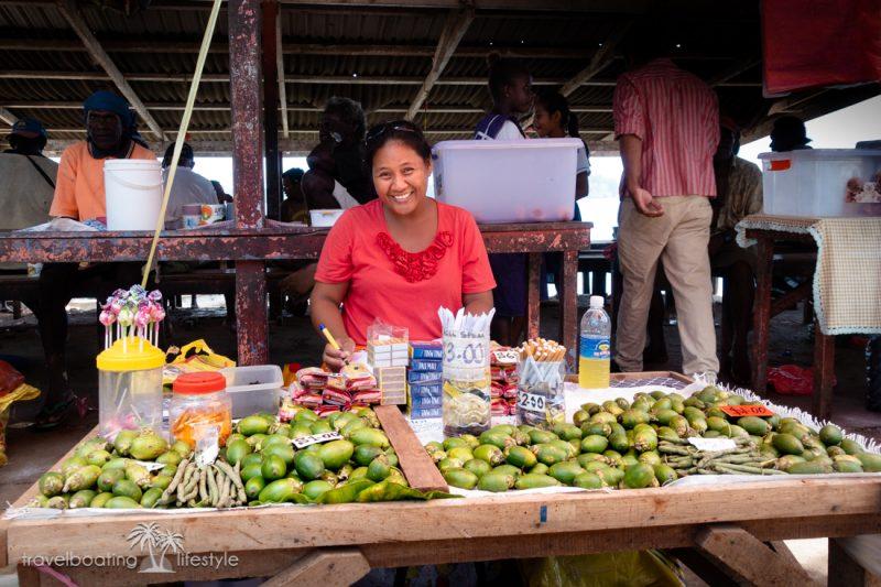 Solomon Islands markets | Travel Boating Lifestyle