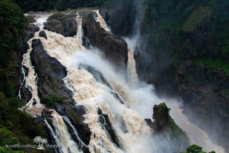 Barron Falls | Cairns | Fiona Harper Travel Writer