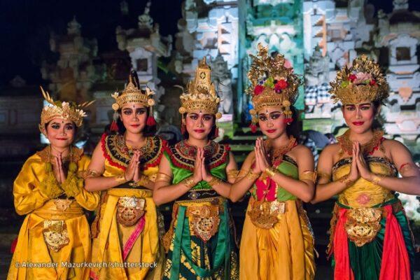 Kecak Fire Dance, Bali | Travel Boating Lifestyle