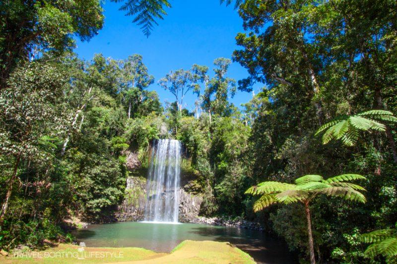 Millaa Millaa Falls, Atherton Tablelands | Cairns Queensland | Travel Boating Lifestyle