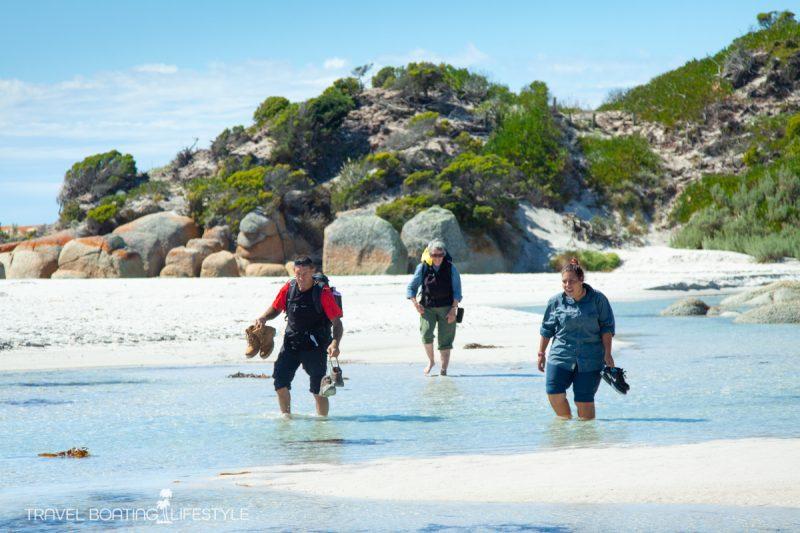 Wukalina Walk, Tasmania | Fiona Harper travel writer | Travel Boating Lifestyle