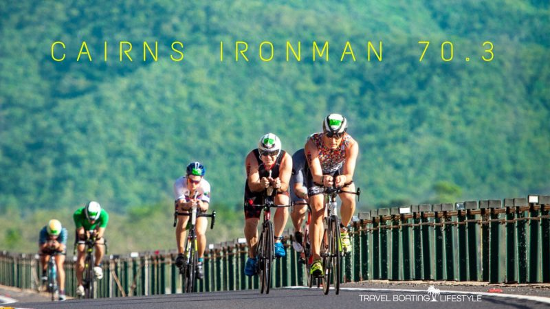 Cairns Ironman 70.30 2019 by Fiona Harper travel writer