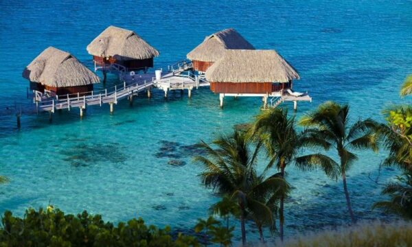 Sofitel Bora Bora Tahiti